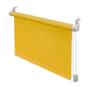 "Рулонная штора ""М-Ариа"", цвет: жёлтый, Польша"