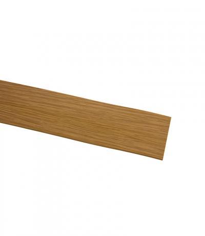 Багетная планка для потолочной шины, 7 см, цвет: дуб, Германия