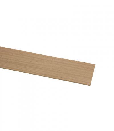 Багетная планка для потолочной шины, 5 см, цвет: бук, Германия